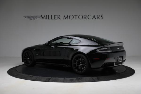 Used 2015 Aston Martin V12 Vantage S for sale $119,900 at Bugatti of Greenwich in Greenwich CT 06830 3
