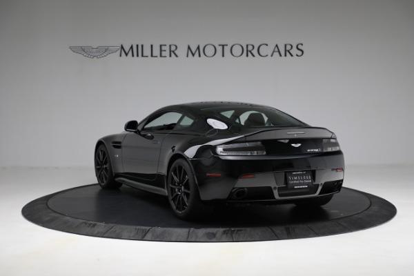 Used 2015 Aston Martin V12 Vantage S for sale $119,900 at Bugatti of Greenwich in Greenwich CT 06830 4