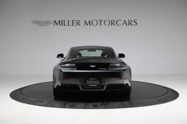 Used 2015 Aston Martin V12 Vantage S for sale $119,900 at Bugatti of Greenwich in Greenwich CT 06830 5