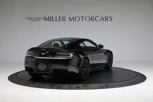 Used 2015 Aston Martin V12 Vantage S for sale $119,900 at Bugatti of Greenwich in Greenwich CT 06830 7