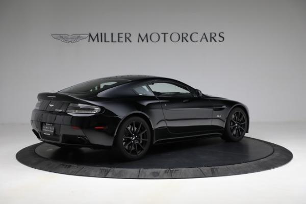 Used 2015 Aston Martin V12 Vantage S for sale $119,900 at Bugatti of Greenwich in Greenwich CT 06830 8