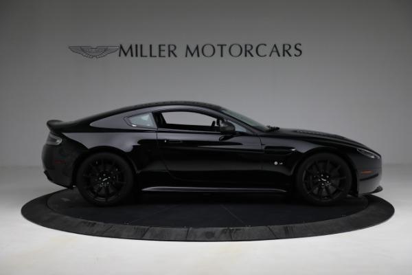 Used 2015 Aston Martin V12 Vantage S for sale $119,900 at Bugatti of Greenwich in Greenwich CT 06830 9