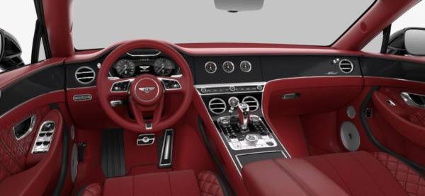New 2022 Bentley Continental GT Speed for sale Call for price at Bugatti of Greenwich in Greenwich CT 06830 6