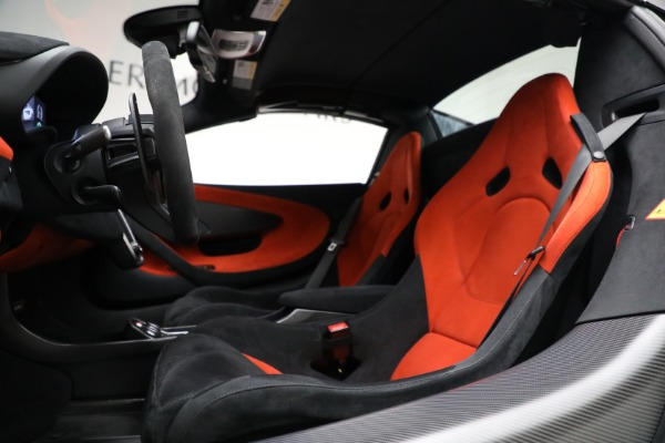 Used 2020 McLaren 600LT Spider for sale Call for price at Bugatti of Greenwich in Greenwich CT 06830 28