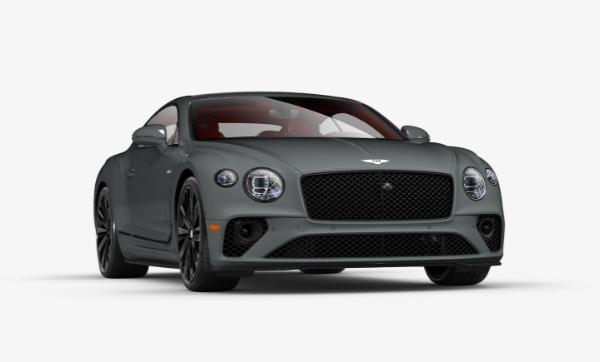 New 2022 Bentley Continental GT Speed for sale Call for price at Bugatti of Greenwich in Greenwich CT 06830 2