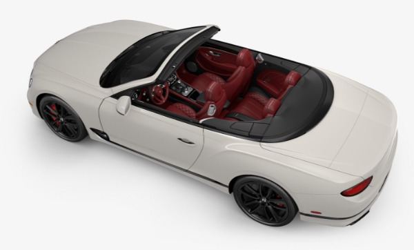 New 2022 Bentley Continental GT V8 for sale Call for price at Bugatti of Greenwich in Greenwich CT 06830 4