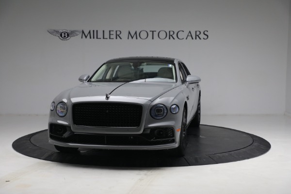 New 2022 Bentley Flying Spur Flying Spur V8 for sale Call for price at Bugatti of Greenwich in Greenwich CT 06830 2