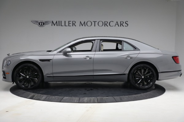 New 2022 Bentley Flying Spur V8 for sale Sold at Bugatti of Greenwich in Greenwich CT 06830 3