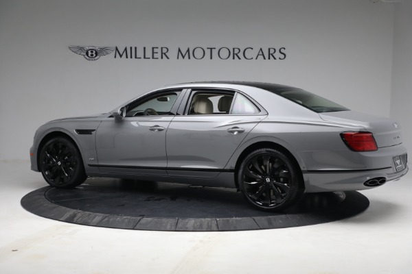 New 2022 Bentley Flying Spur Flying Spur V8 for sale Call for price at Bugatti of Greenwich in Greenwich CT 06830 4