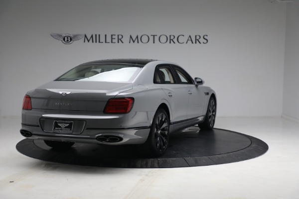 New 2022 Bentley Flying Spur Flying Spur V8 for sale Call for price at Bugatti of Greenwich in Greenwich CT 06830 7
