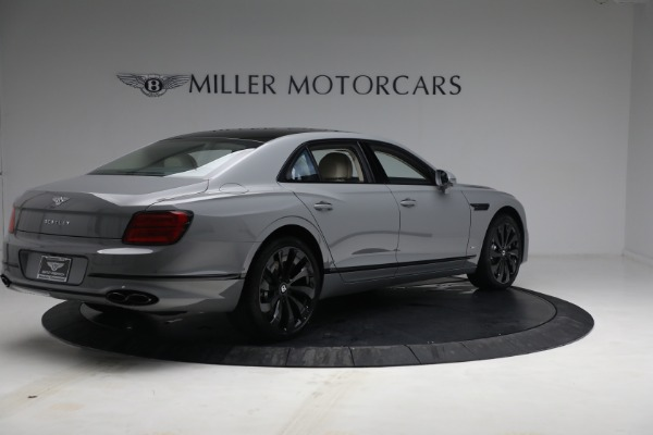 New 2022 Bentley Flying Spur V8 for sale Sold at Bugatti of Greenwich in Greenwich CT 06830 8