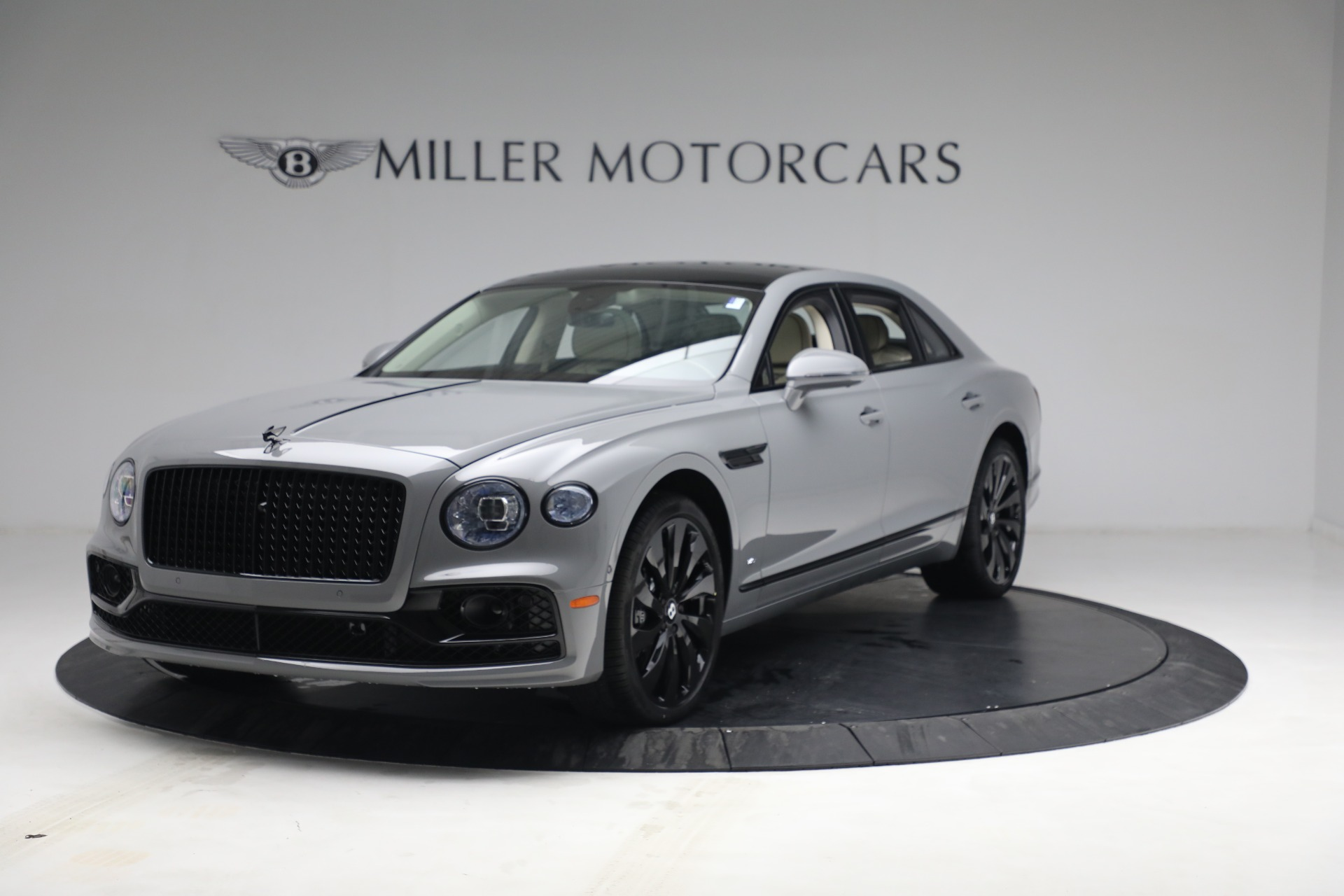 New 2022 Bentley Flying Spur V8 for sale Sold at Bugatti of Greenwich in Greenwich CT 06830 1