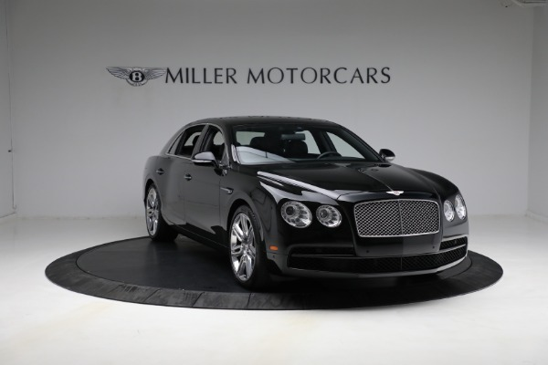 Used 2017 Bentley Flying Spur V8 for sale $136,900 at Bugatti of Greenwich in Greenwich CT 06830 11