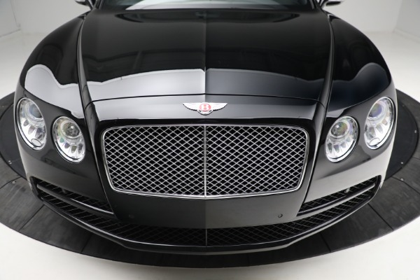 Used 2017 Bentley Flying Spur V8 for sale $136,900 at Bugatti of Greenwich in Greenwich CT 06830 13