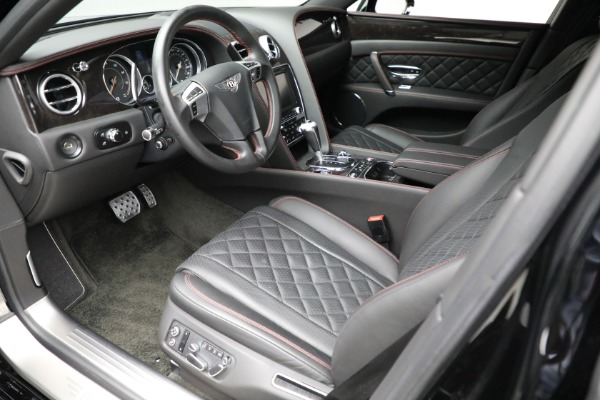Used 2017 Bentley Flying Spur V8 for sale $136,900 at Bugatti of Greenwich in Greenwich CT 06830 17