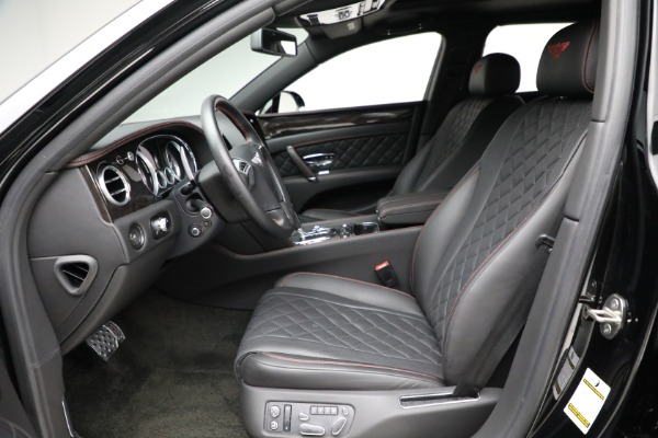 Used 2017 Bentley Flying Spur V8 for sale $136,900 at Bugatti of Greenwich in Greenwich CT 06830 18