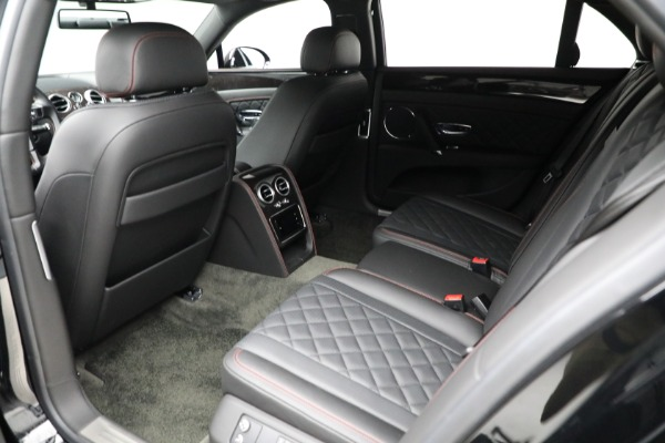 Used 2017 Bentley Flying Spur V8 for sale $136,900 at Bugatti of Greenwich in Greenwich CT 06830 21