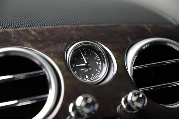 Used 2017 Bentley Flying Spur V8 for sale $136,900 at Bugatti of Greenwich in Greenwich CT 06830 24