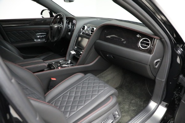 Used 2017 Bentley Flying Spur V8 for sale $136,900 at Bugatti of Greenwich in Greenwich CT 06830 25