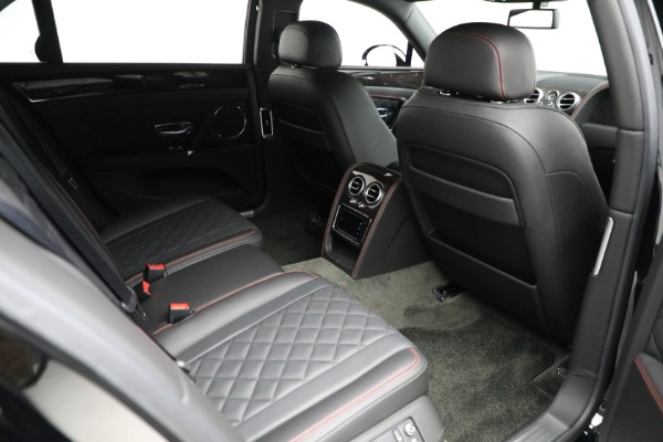 Used 2017 Bentley Flying Spur V8 for sale $136,900 at Bugatti of Greenwich in Greenwich CT 06830 28