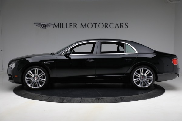 Used 2017 Bentley Flying Spur V8 for sale $136,900 at Bugatti of Greenwich in Greenwich CT 06830 3