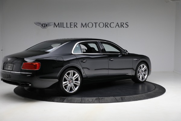 Used 2017 Bentley Flying Spur V8 for sale $136,900 at Bugatti of Greenwich in Greenwich CT 06830 8