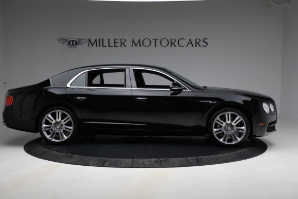 Used 2017 Bentley Flying Spur V8 for sale $136,900 at Bugatti of Greenwich in Greenwich CT 06830 9