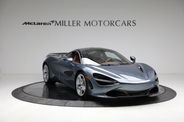 Used 2019 McLaren 720S Luxury for sale Call for price at Bugatti of Greenwich in Greenwich CT 06830 10