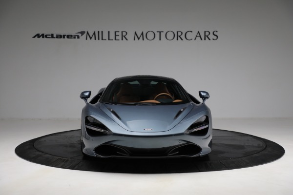 Used 2019 McLaren 720S Luxury for sale Call for price at Bugatti of Greenwich in Greenwich CT 06830 11