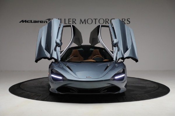 Used 2019 McLaren 720S Luxury for sale Call for price at Bugatti of Greenwich in Greenwich CT 06830 12