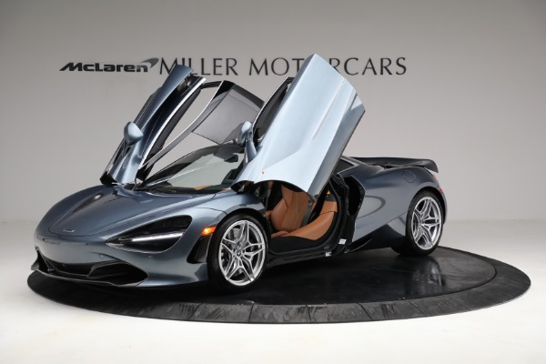 Used 2019 McLaren 720S Luxury for sale Call for price at Bugatti of Greenwich in Greenwich CT 06830 13