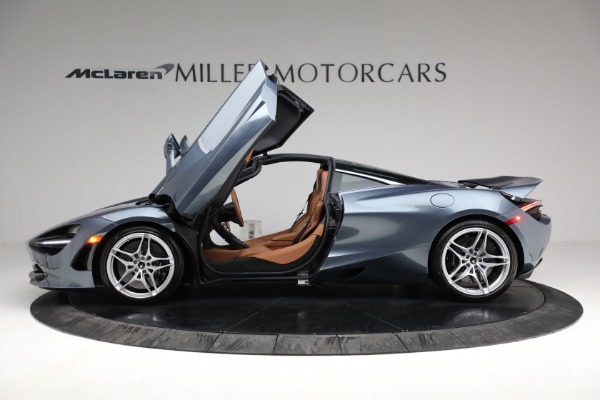 Used 2019 McLaren 720S Luxury for sale Call for price at Bugatti of Greenwich in Greenwich CT 06830 14
