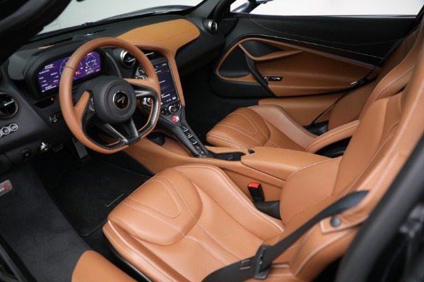 Used 2019 McLaren 720S Luxury for sale Call for price at Bugatti of Greenwich in Greenwich CT 06830 16