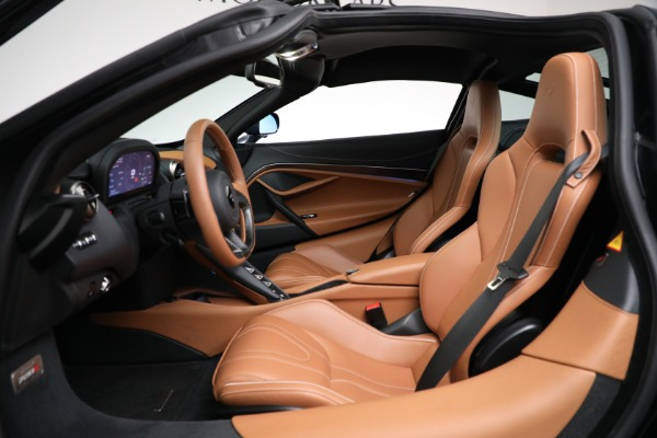 Used 2019 McLaren 720S Luxury for sale Call for price at Bugatti of Greenwich in Greenwich CT 06830 17