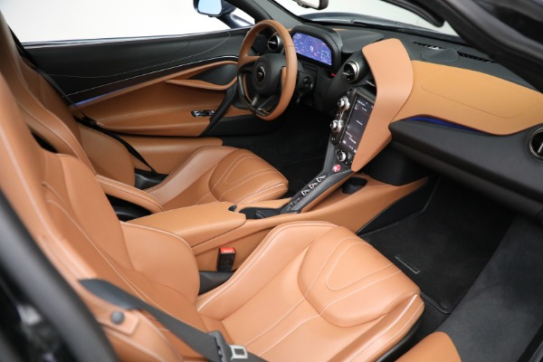 Used 2019 McLaren 720S Luxury for sale Call for price at Bugatti of Greenwich in Greenwich CT 06830 19