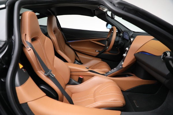 Used 2019 McLaren 720S Luxury for sale Call for price at Bugatti of Greenwich in Greenwich CT 06830 20