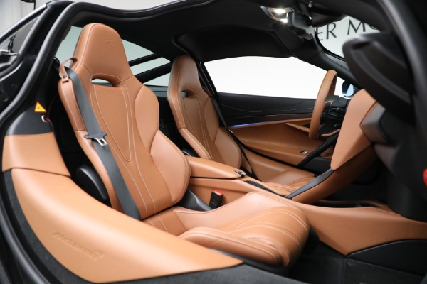 Used 2019 McLaren 720S Luxury for sale Call for price at Bugatti of Greenwich in Greenwich CT 06830 21