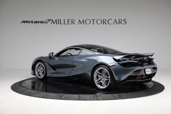 Used 2019 McLaren 720S Luxury for sale Call for price at Bugatti of Greenwich in Greenwich CT 06830 3