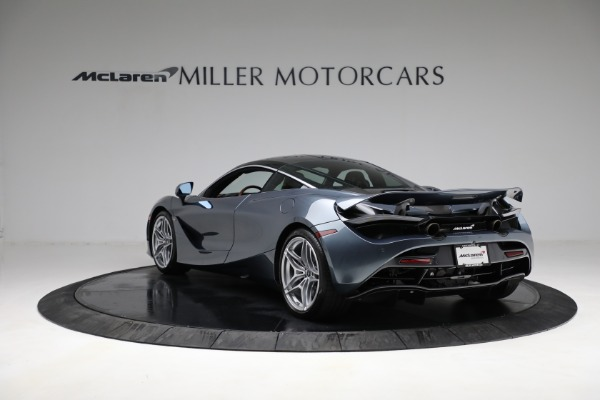 Used 2019 McLaren 720S Luxury for sale Call for price at Bugatti of Greenwich in Greenwich CT 06830 4
