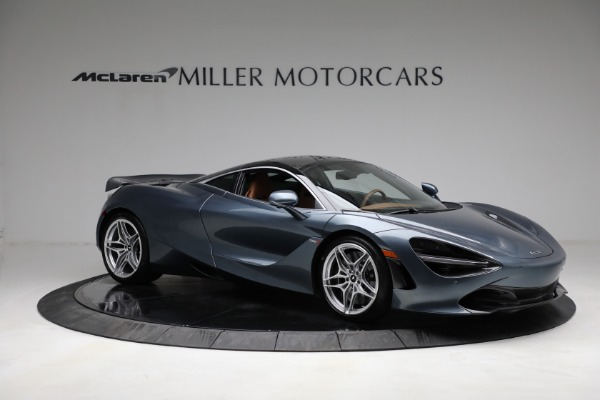 Used 2019 McLaren 720S Luxury for sale Call for price at Bugatti of Greenwich in Greenwich CT 06830 9