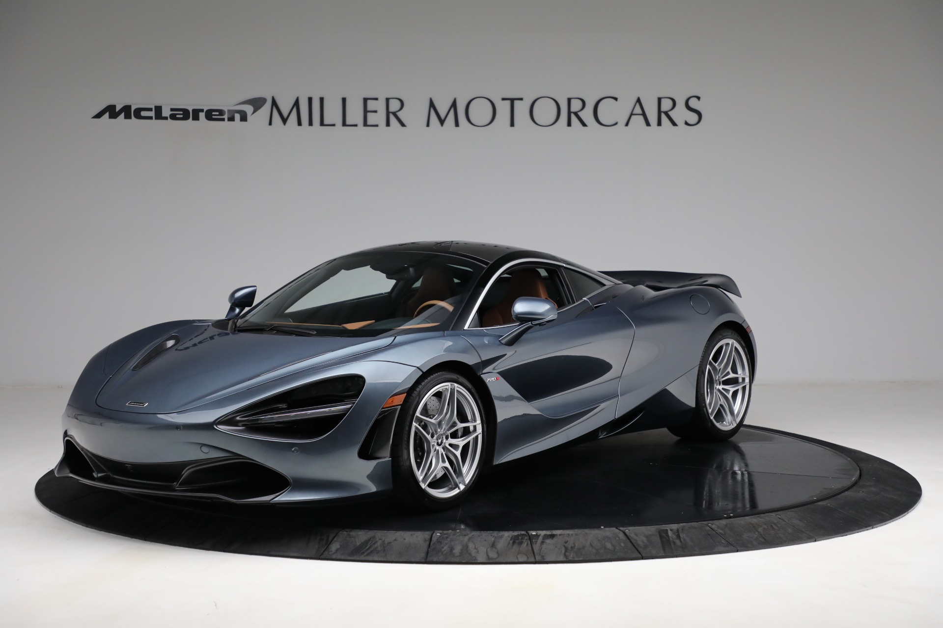 Used 2019 McLaren 720S Luxury for sale Call for price at Bugatti of Greenwich in Greenwich CT 06830 1