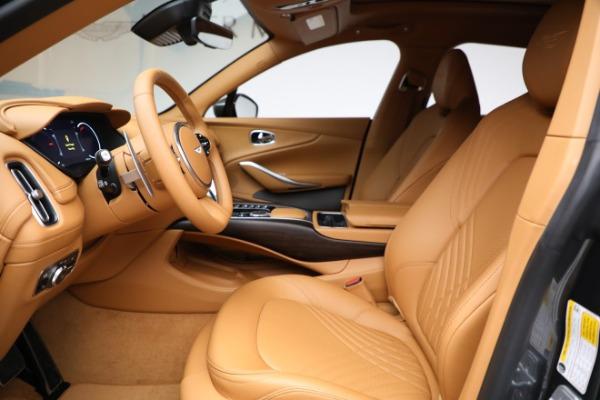New 2021 Aston Martin DBX for sale $203,886 at Bugatti of Greenwich in Greenwich CT 06830 11