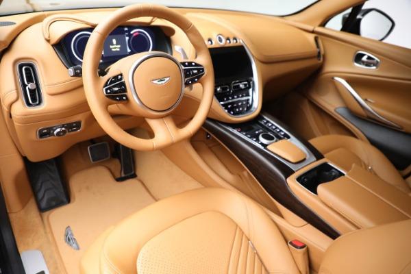 New 2021 Aston Martin DBX for sale $203,886 at Bugatti of Greenwich in Greenwich CT 06830 12