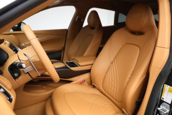 New 2021 Aston Martin DBX for sale $203,886 at Bugatti of Greenwich in Greenwich CT 06830 13