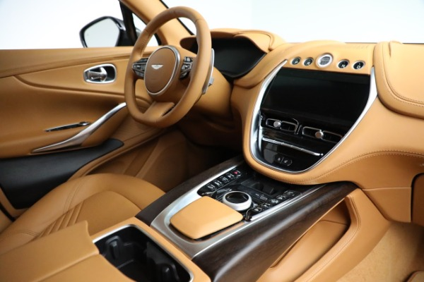 New 2021 Aston Martin DBX for sale $203,886 at Bugatti of Greenwich in Greenwich CT 06830 19