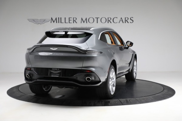 New 2021 Aston Martin DBX for sale $203,886 at Bugatti of Greenwich in Greenwich CT 06830 6
