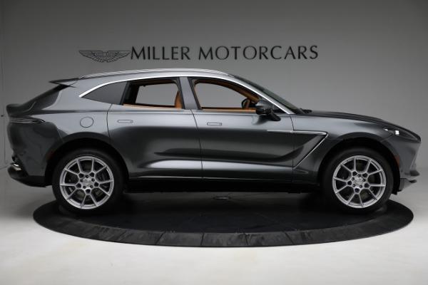 New 2021 Aston Martin DBX for sale $203,886 at Bugatti of Greenwich in Greenwich CT 06830 8