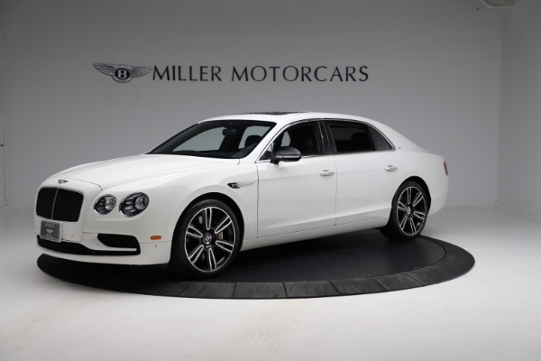 New 2017 Bentley Flying Spur V8 S for sale Sold at Bugatti of Greenwich in Greenwich CT 06830 2