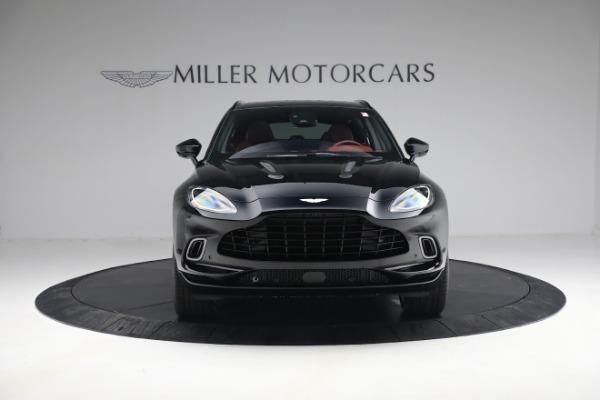 New 2021 Aston Martin DBX for sale $200,686 at Bugatti of Greenwich in Greenwich CT 06830 11
