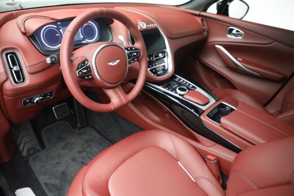 New 2021 Aston Martin DBX for sale $200,686 at Bugatti of Greenwich in Greenwich CT 06830 13